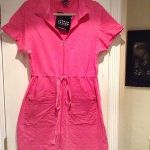 Jordan Taylor Beachwear Lon zip coverup NWT